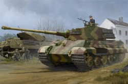 Pz.Kpfw.VI Sd.Kfz.182 Tiger II (Henschel 1944 Production) w/Zimmerit