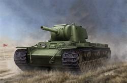 Russian KV-9 Heavy Tank