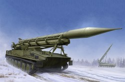 2P16 Launcher with Missile of 2k6 Luna (FROG-5)