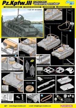 Pz.Kpfw.III (3.7cm) (T) Ausf.F OPERATION SEELÖWE