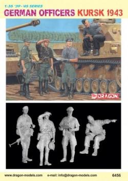 GERMAN OFFICERS (KURSK 1943)