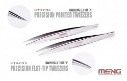 Precision Pointed Tweezeres