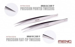 Precision Pointed Tweezeres