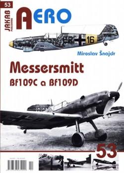 Aero 53 - Messerschmitt Bf109C a Bf 109 D