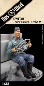 "Driver Figure ""Franz M."""