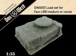 Load set for Faun L900 w/canvas (medium)