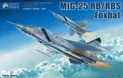 MiG-25 RB/RBS Foxbat