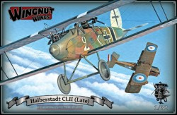 Halberstadt Cl.II (Late)