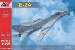 Ye-2A pre-series light interceptor (MiG-21's predecessor)