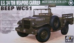WC-51 4X4 WEAPONS CARRIER DODGE