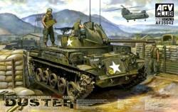 M42A1 Self Propelled Anti-Aircraft Gun