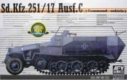 SDKFZ 251/17 COMMAND