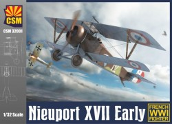 NIEUPORT XVII EARLY