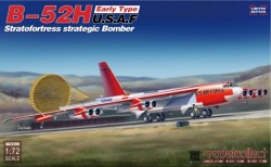 B-52H early type Stratofortress strategic Bomber