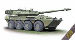 B1 Centauro 105mm wheeled tank