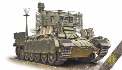 IDF heavy APC Nagmachon