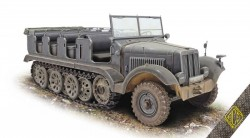 SdKfz.6 Pionier Zugkraftwagen 5t