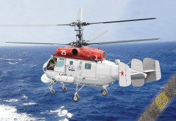 Ka-25PS Hormone C Search and rescue helicopter