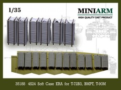 4S24 soft case ERA for T-72B3, BMPT, T-90MS