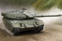 Leopard C2 MEXAS (Canadian MBT)