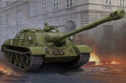 Soviet SU-122-54 Tank Destroyer