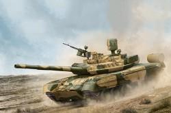 Russian T-80UM MBT
