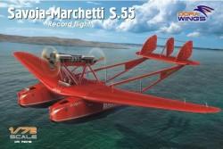 """Savoia-Marchetti S.55 """"Record flights"""""""