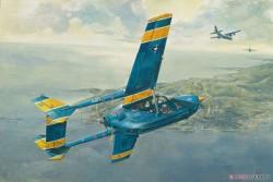 O-2A Skymaster U.S. Navy Service