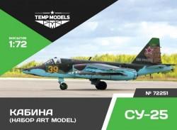 Su-25 cockpit set