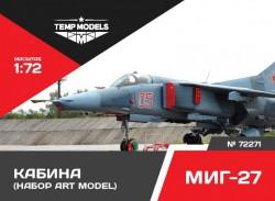Mig-27 cockpit set