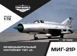 POD Type D for Mig-21R