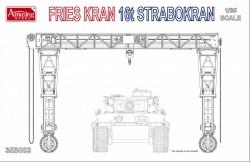 Frieskran 16t Strabokran