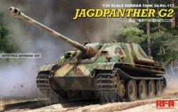 Jagdpanther G2 with full interior&workab track links