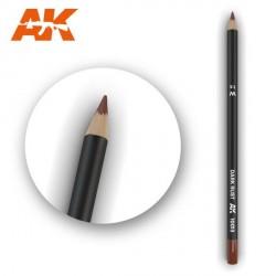 Weathering Pencil Dark Rust