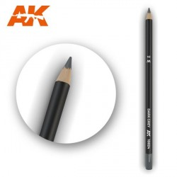 Weathering Pencil Dark Grey