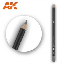 Weathering Pencil Dark Aluminium