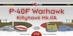 P-40F Warhawk/Kittyhawk Mk.IIA