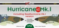 Hurricane Mk.I/SeaHurricane Mk.I P.1