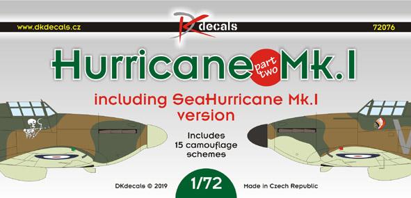 Hurricane Mk.I/SeaHurricane Mk.I P.2