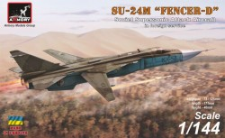 "Sukhoj Su-24M ""Fencer"" in foreign service"