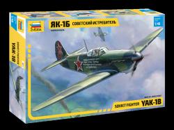 YAK-1B Soviet Fighter
