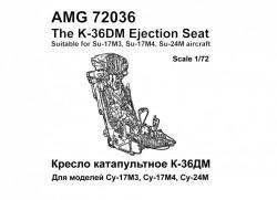 K-36DM Ejection seat