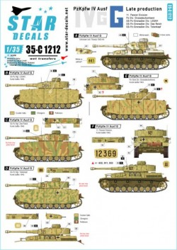 PzKpfw IV Ausf G - Late production
