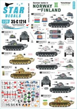 German tanks in Norway & Finland # II