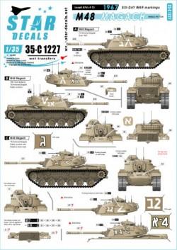 Israeli AFVs # 10. M48 Magach