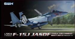 F15J Eagle JASDF Eagle Air Combat Meet 2013