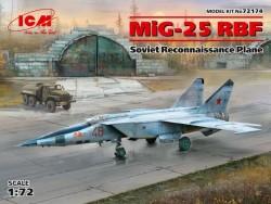 MiG-25 RBF,Soviet Reconnaissance Plane