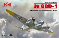 Ju 88D-1,WWII German Reconnaissance Plane