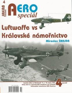 AERO speciál 4: LUFTWAFFE VS KRALOVSKE NAMORNICTVO
