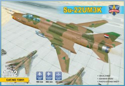 Su-22UM3K advaced two-seat trainer (Export vers.)
